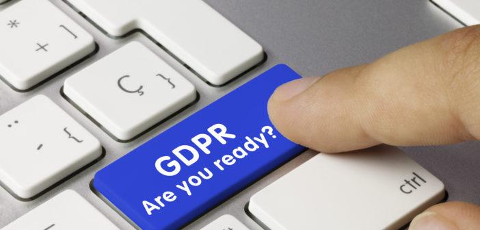 GDPR - EU Persondataforordningen træder i kraft maj 2018. Er jeres virksomhed klar?