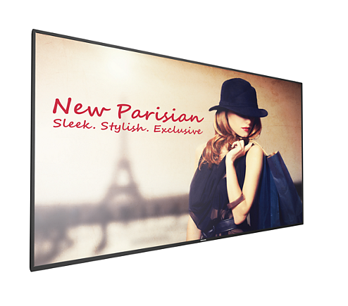 "55"" Philips Digital Signage display"