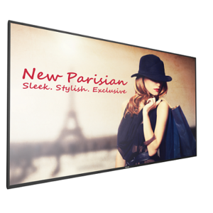 "65"" Philips Digital Signage display"